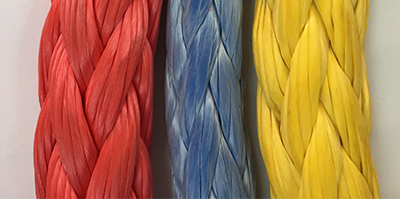 Katradis Ropes Single Braided UHMWPE Ropes