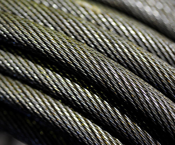 Compacted Wire Ropes