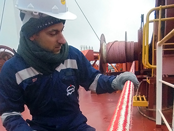 Katradis Ropes Mooring Rope Care
