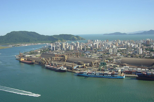 New Stock Point of Mooring Ropes in Brazil