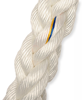 8 Strand Improved Mixed Nikasteel Mooring Rope